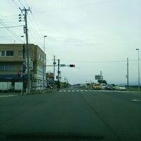 Photo taken at 花巻空港駅口交差点 by ねこ ね. on 7/17/2014