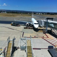 Photo taken at Adelaide Airport (ADL) by Trent R. on 11/17/2012