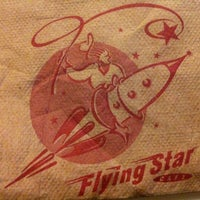 Photo taken at Flying Star Café by Mike on 12/9/2012
