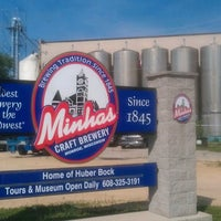 Photo taken at Minhas Craft Brewery by AgentBob a.k.a B. on 7/1/2013