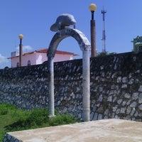 Photo taken at Catazajá by Xoch M. on 4/21/2014