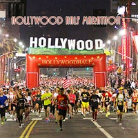Photo taken at Hollywood Half Marathon & 5k / 10k by Hollywood Half Marathon & 5k / 10k on 12/21/2013