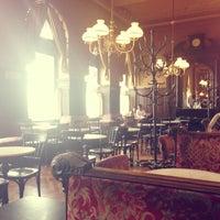 Photo taken at Café Sperl by Anna K. on 7/29/2013