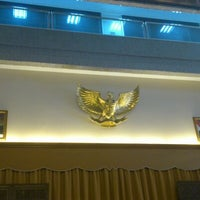 Photo taken at Embassy of the Republic of Indonesia by Pangeran S. on 12/11/2012