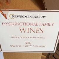 Photo taken at Newsome Harlow Winery by Kathy P. on 11/30/2013