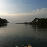 Photo taken at Lake Murray Dockside by Jennifer E. on 3/2/2013