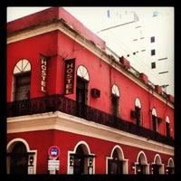 Foto tomada en Hostel Colonial por Jorge F. el 10/27/2012
