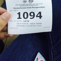 Photo taken at Jabatan Pendaftaran Negara JPN by Nrul S. on 2/29/2016