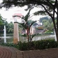 Photo taken at Taman ayudia by vienna ❤. on 9/21/2013