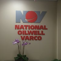 Photo taken at National Oilwell Varco by Michael M. M. on 7/15/2015