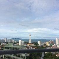 Photo taken at Pattaya Hill Resort by Supakan C. on 6/6/2014