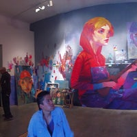 Photo taken at Long Beach Museum of Art by Jonathan Jorkaef P. on 7/22/2016