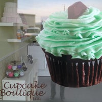 Photo taken at LA Cupcake Boutique by George V. on 1/16/2013