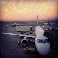 Photo taken at Aeroporto Internacional de Confins / Tancredo Neves (CNF) by Claudia T. on 5/16/2013