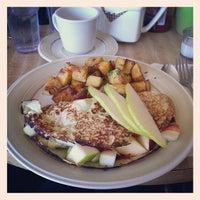 Photo taken at Mount Bakery Cafe by Jennifer N. on 9/30/2012
