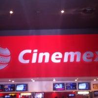 Photo taken at Cinemex by Jessie G. on 4/13/2014