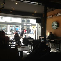 Photo taken at Starbucks by Toshiyuki F. on 2/9/2013