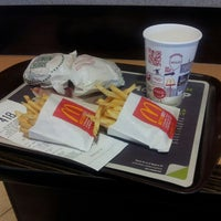 Photo taken at McDonald's by Wesley C. on 1/5/2014