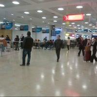 Photo taken at T1 International Terminal by Putrye D. on 5/19/2013