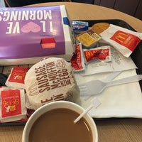 Photo taken at McDonald's by Din S. on 2/2/2016