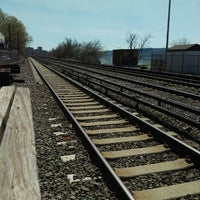 Photo taken at Metro North - Greystone Train Station by A N T M A N on 4/18/2016
