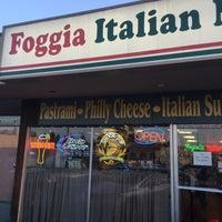 Photo taken at Foggia Italian Market by David M. on 3/7/2016