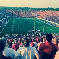 Photo taken at War Memorial Stadium / AT&T Field by Michael on 9/8/2013
