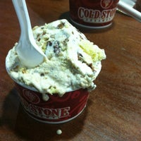 Photo taken at Cold Stone Creamery by Chrysoula P. on 11/11/2012
