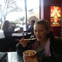 Photo taken at Yogurt Extreme by Wendy J. on 3/26/2014
