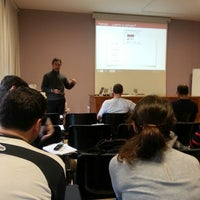 Photo taken at MIB - Master Internet Business by Torsten L. on 4/13/2013