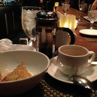 Photo taken at BRABO Restaurant by Robert Wiedmaier by Sanders P. on 11/4/2012