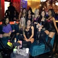 Photo taken at Vanity Nightclub VIP Room by James K. on 12/30/2013
