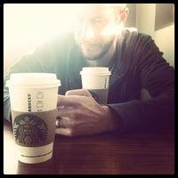Photo taken at Starbucks by Racheal Z. on 4/23/2013