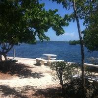 Photo taken at John Pennekamp Coral Reef State Park by Wayne C. on 9/14/2013