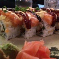 Photo taken at Full Moon Sushi & Bistro by Jonathan S. on 12/5/2014