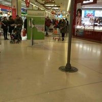 Photo taken at Centro Commerciale Auchan by Pavel K. on 1/4/2014