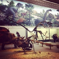 Photo taken at Peabody Museum of Natural History by Niels G. on 2/23/2013
