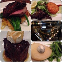 Photo taken at Trib Steakhouse by Jivanya on 3/14/2014