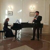 Photo taken at Брестская областная филармония by Dima K. on 4/28/2016