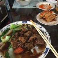 Photo taken at Kai Feng Fu Dumpling House by Beckie L. on 3/19/2015
