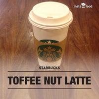 Photo taken at Starbucks by Angela N. on 1/21/2014