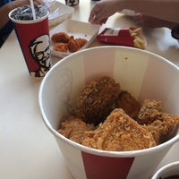 Photo taken at KFC by namyy on 9/14/2016
