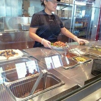 Photo taken at Chipotle Mexican Grill by Rayy L. on 11/26/2012