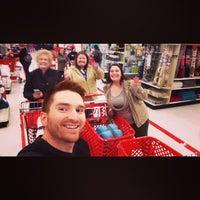 Photo taken at Target by David E. on 11/28/2014