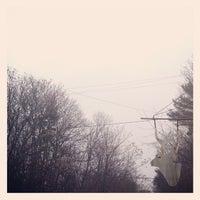 Photo taken at Deer Head Inn by Carlos R. on 12/16/2012