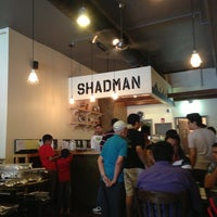 Photo taken at Shadman Restaurant by Joanna B. on 8/10/2013