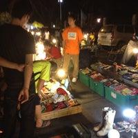 Photo taken at Bangsaen Walking Street by Charintorn R. on 3/3/2012