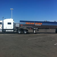 Photo taken at Indian River Transport by Michael B. on 3/24/2012