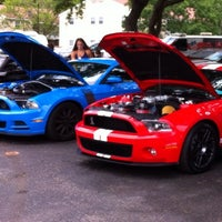 Photo taken at Bill Currie Ford (Show Room) by Alex on 4/20/2014