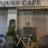 Photo taken at ANTIQUES CAFE by Q 4. on 5/9/2015